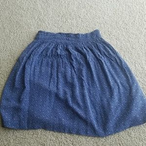 Cabi Reversible skirt
